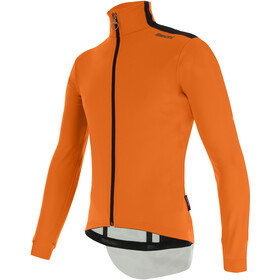 Santini Vega Multi-Weather Winter Jacket Men fluo orange